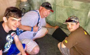 Disney Vacation Traditions