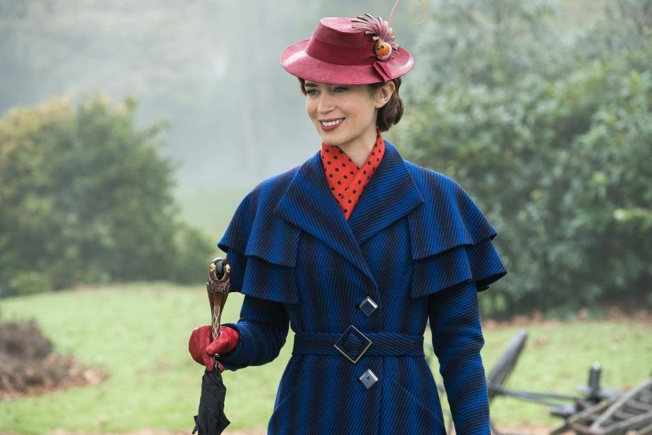 Trip a Little Light Fantastic with Mary Poppins Returns