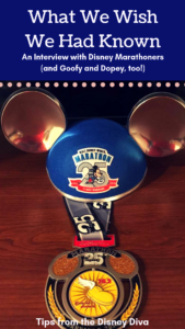 RunDisney runners interview