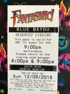 Pirates, Gumbo, and Fantasy! A Review of Disneyland's Fantasmic! & Blue Bayou Dining Package