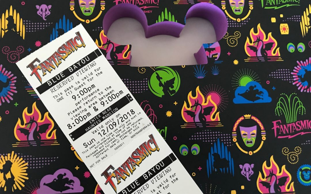 Pirates, Gumbo, and Fantasy! A Review of Disneyland's Fantasmic! and Blue Bayou Dining Package