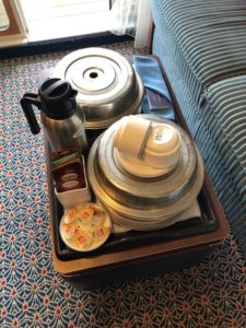 Disney Cruise Line Room Service