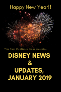 Disney World updates, Disneyland updates, Disney Cruise Line updates
