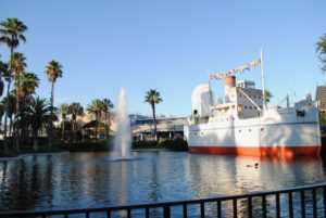Echo Lake at Hollywood Studios