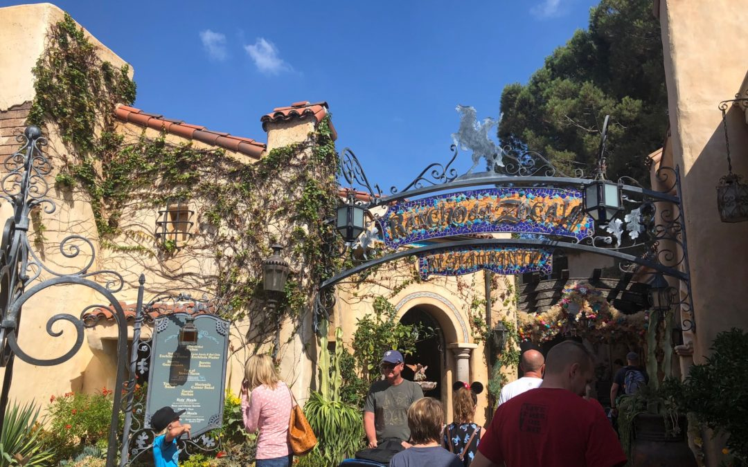 Favorite Quick Service Dining at Disneyland