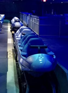 Space Mountain at Walt Disney World's Magic Kingdom