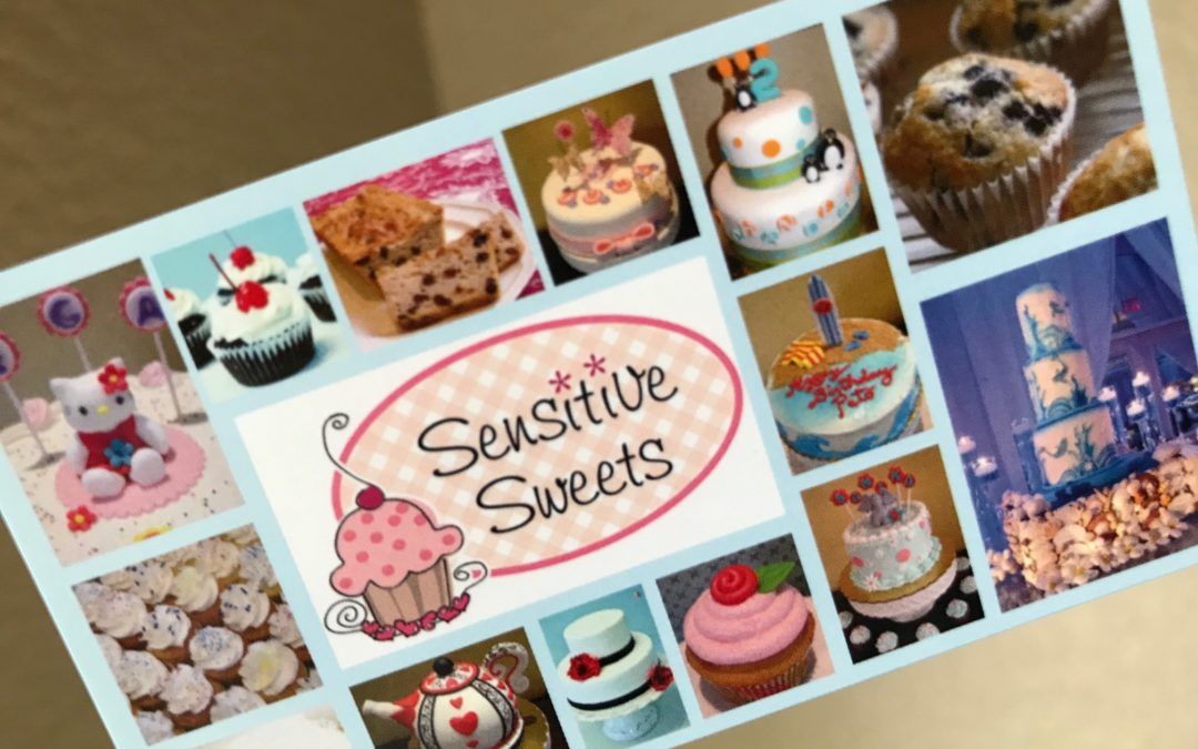 Did We Say Cupcakes?? A Review of the Sensitive Sweets Bakery Plus a Cupcake Giveaway
