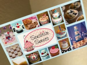 Did We Say Cupcakes?? A Review of Sensitive Sweets Plus a Cupcake Giveaway