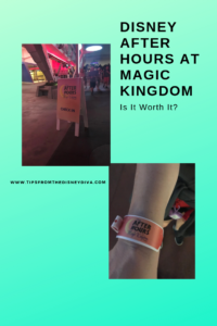 Disney After Hours at Magic Kingdom - Is it Worth It?