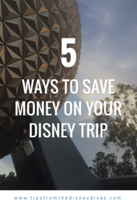 5 Ways to Save Money on Your Disney Trip