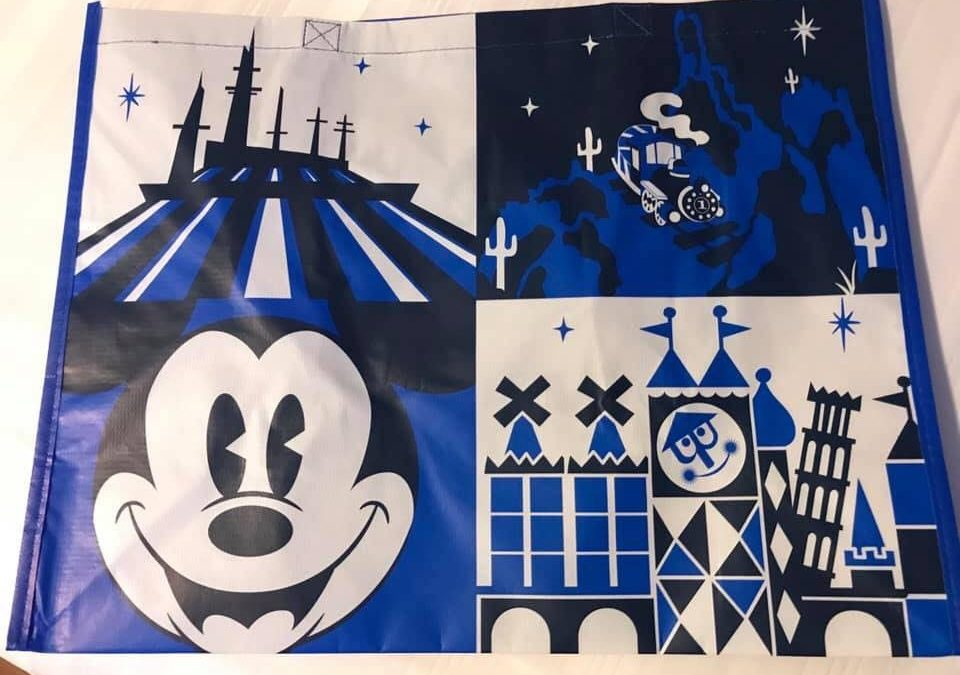 Disney's NEW Reusable Bags and GIVEAWAY