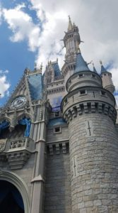 Disney World updates, where is Cinderella's Castle