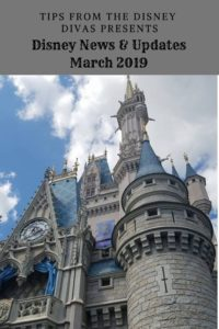 Disney News & Updates, March 2019