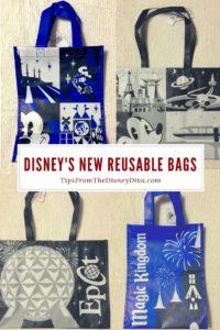 Disney's NEW Reusable Bags