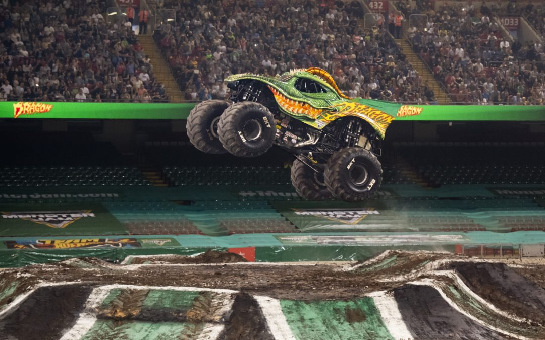 Tips for Attending Monster Jam