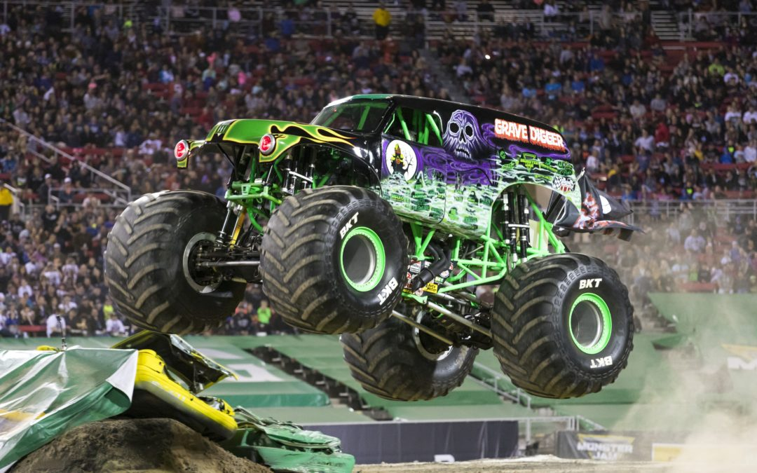 Monster Jam Winners… and There's Still Time to Get Tickets!