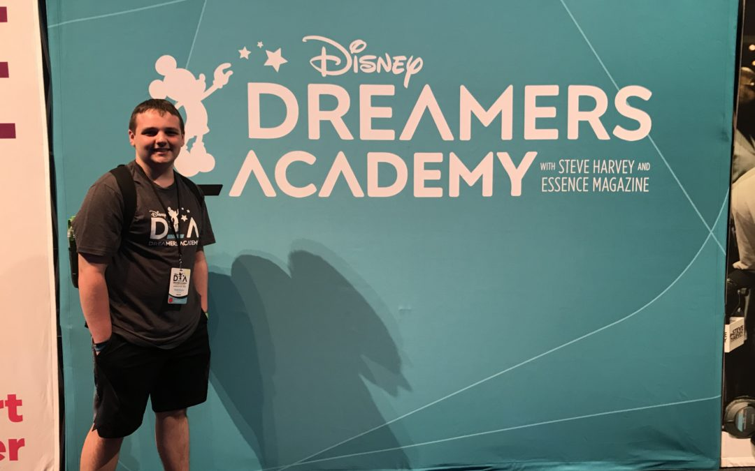 Disney Dreamers Academy from a Dreamer Mom's Perspective