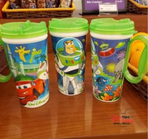 Refillable Mugs, Walt Disney World