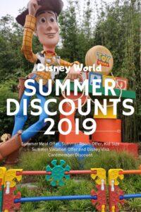 Disney World discounts, disney free dining