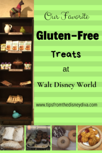 Our Favorite Gluten Free Treats at WDW, a variety of Gluten-Free offerins at Walt Disney World