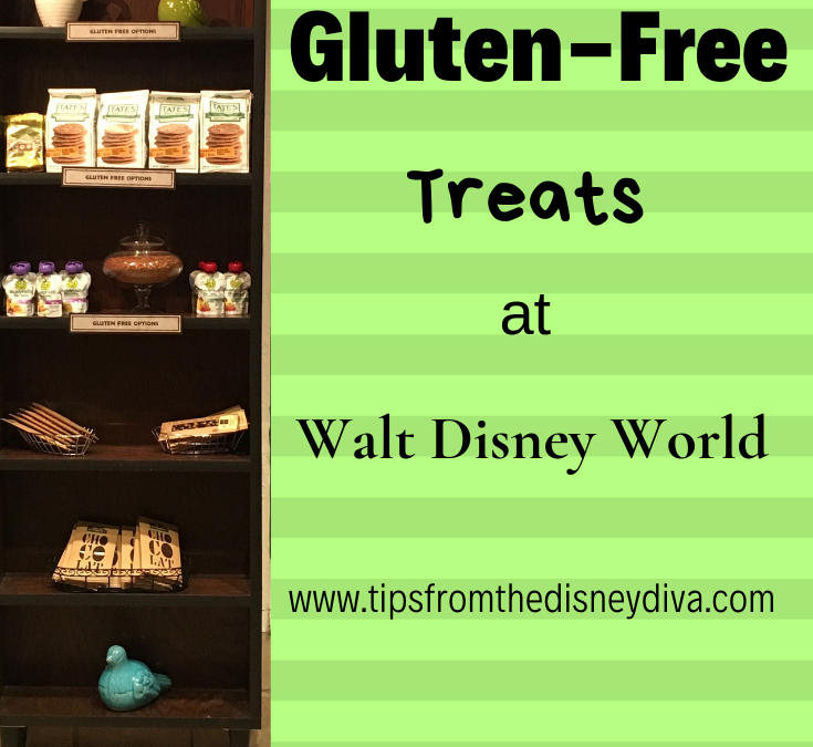 Our Favorite Gluten-Free Treats at Walt Disney World!