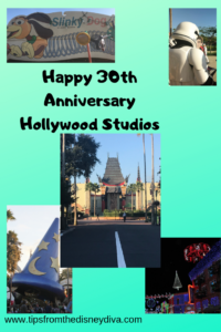 Happy 30th Anniversary Hollywood Studios