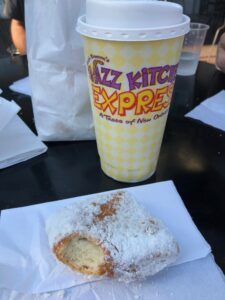 Jazz Kitchen Beignets
