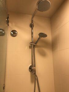 Disney's Coronado Springs shower have luxury shower heads