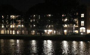 Disney's Coronado Springs offers many beautiful views