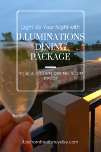 Light Up Your Night with an IllumiNations Dining Package