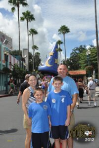 Hollywood Studios Sorcerer's Hat park icon