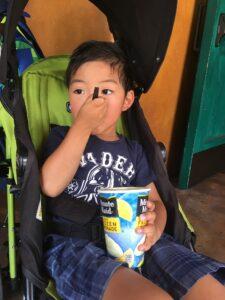 Frozen Lemonade, Minute Maid, Snack Credit, Gluten-Free, Allergy-Friendly, Food Allergies, Snack Credit Snacks