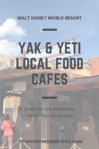 Yak & Yeti Local Foods Cafe: A Quick Service Alternative Fit for All Your Adventures