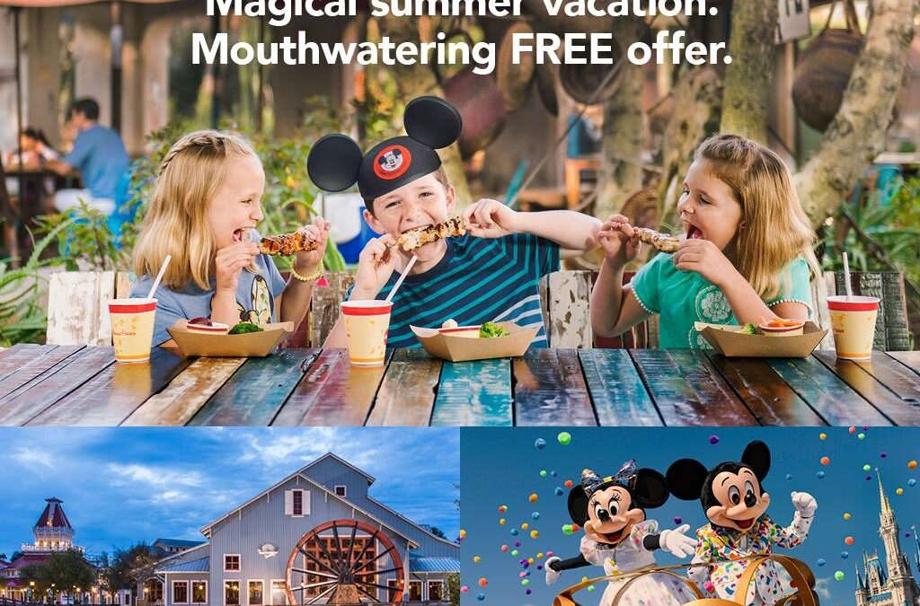 Summer 2019 Disney World Discounts Deciphered!