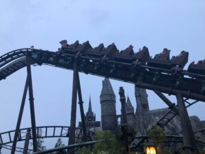 Universal Studios HollywoodFlight of the Hippogriff