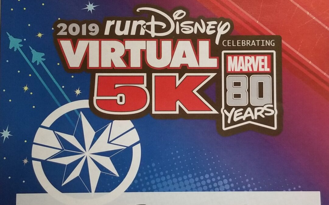 Why I Chose a Virtual runDisney Event