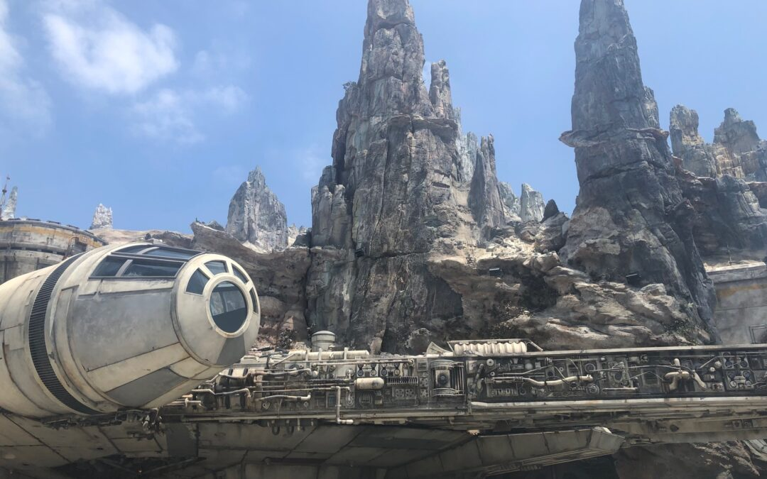 Millennium Falcon: Smuggler's Run Attraction Review