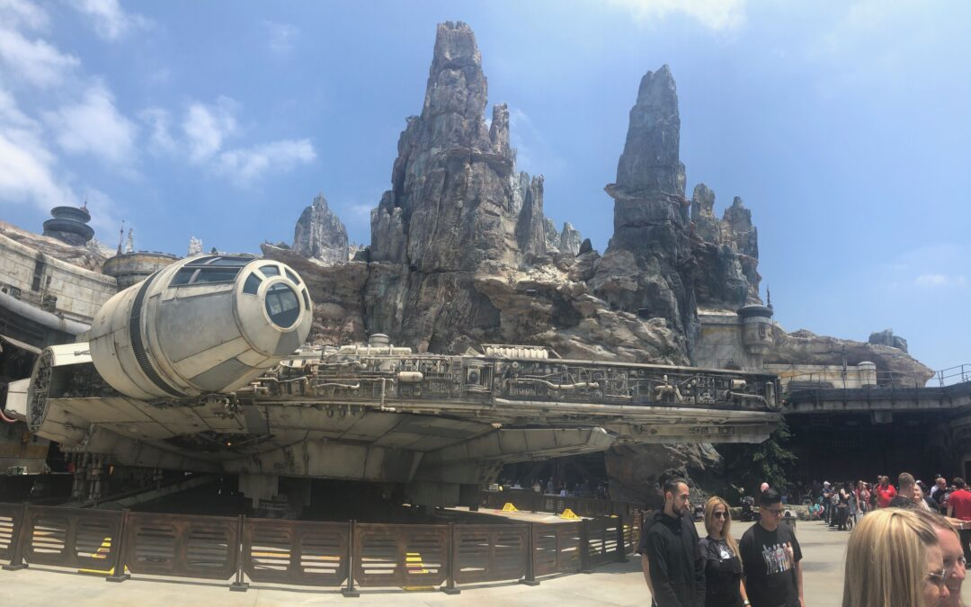 A Diva's First Look at Star Wars: Galaxy's Edge