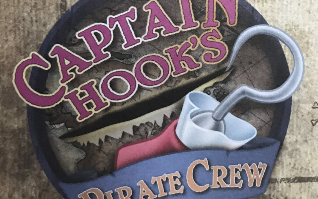 Join Captain Hook's Pirate Crew at Walt Disney World Resort