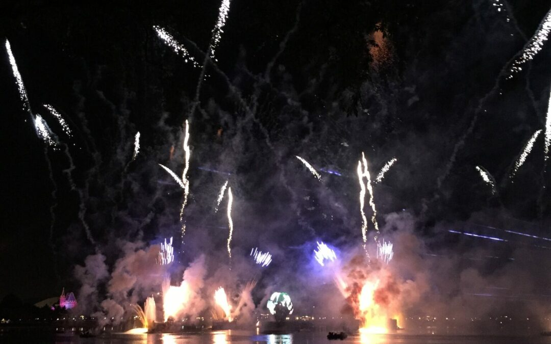 """Epcot Forever"" Fireworks Spectacular Streaming Live Tonight from Walt Disney World Resort"