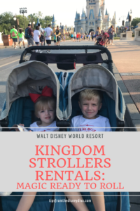 Kingdom Strollers Rentals: Magic Ready to Roll