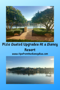 Pixie Dusted Upgrades At A Walt Disney World Resort