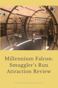 Millennium Falcon: Smuggler's Run Attraction Review