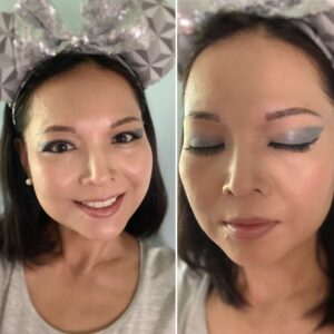 Blue eyeshadow, The Lion King Make Up Collection, SIr John, Disney Make Up