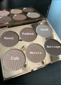 Kingdom sculpting palette, The Lion King Make Up Collection, Sir John, Disney Make Up