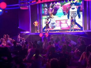 Hollywood Studios Disney Junior Dance Party!