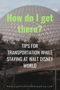 How Do I Get There? Tips for Transportation While Staying at WDW