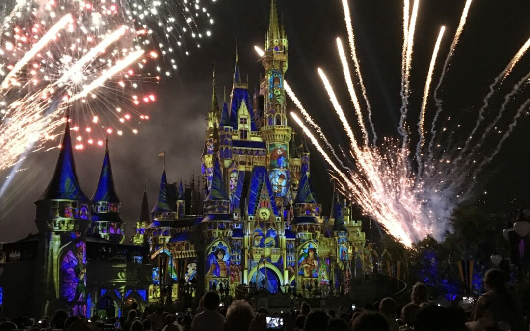 Top Attraction Picks for Adults at Each WDW Park