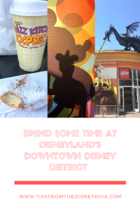 Spend Some Time at Disneyland's Downtown Disney District