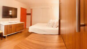 Room at POP Century, Value Resort, Disney World